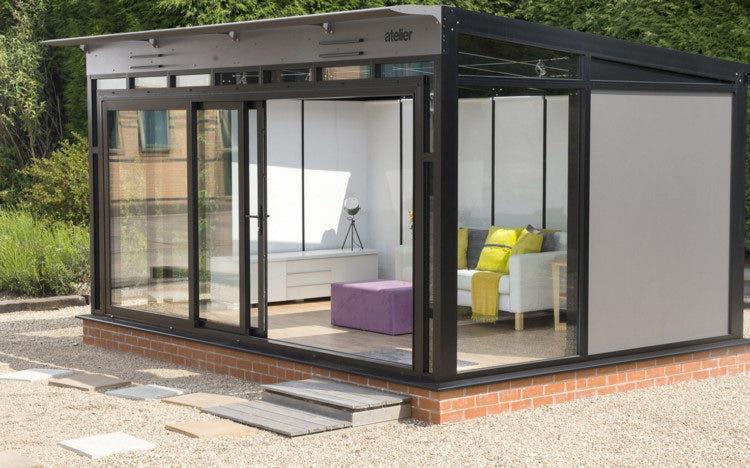 Atelier-Gardenshed