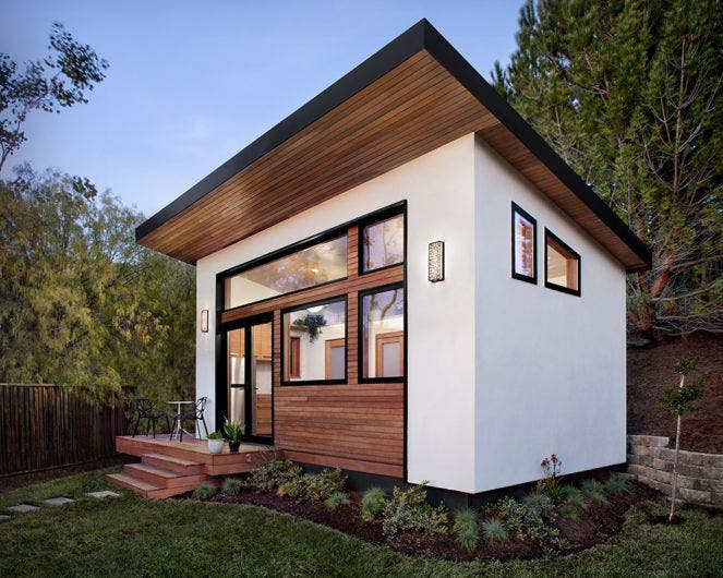 Sustainable avava systems as tiny houses tiny house blog for Small house exterior