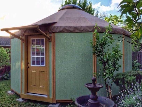 Freedom Yurt Cabin