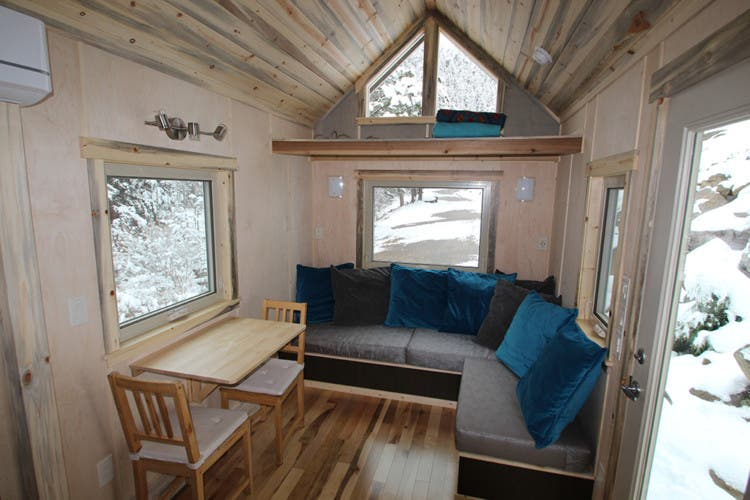 SimBLISSity Blue Sapphire Tiny Home for Sale Tiny House Blog