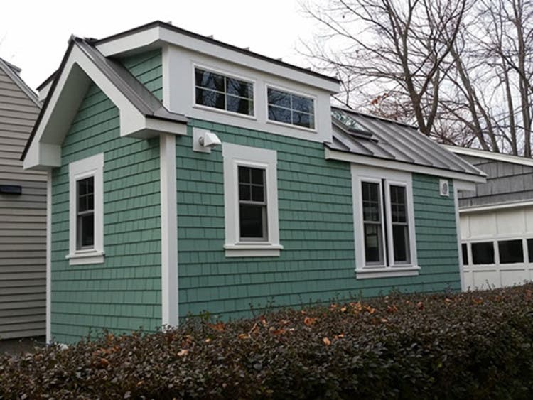 Tiny Houses of Maine Offer Shells Trailers and ADU Tiny House Blog