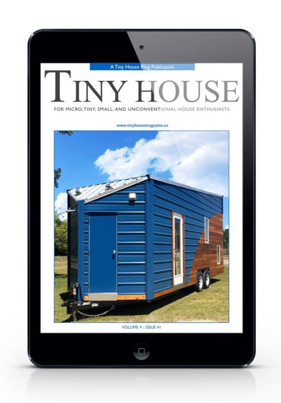 Check Out The Latest Magazine For Tiny House Enthusiasts