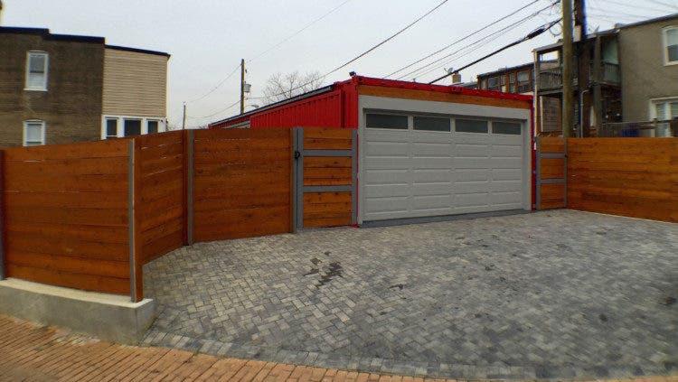 Boombox-garage