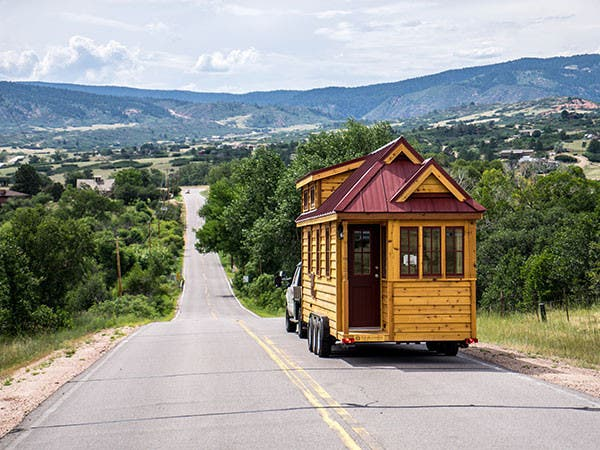 Review of Tumbleweed Tiny House Company and Their Houses Tiny