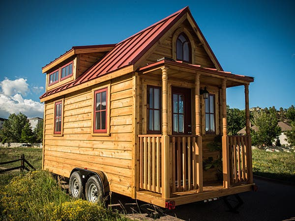 Tumbleweed Tiny House Review House Decor Ideas