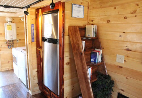 Blossman Tiny House Powered Totally by Propane Tiny House Blog