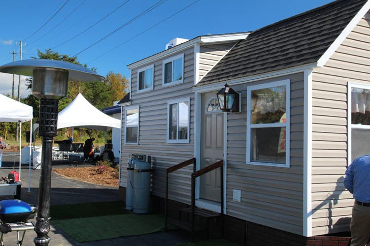 Tiny Home Designs: Blossman Tiny House Powered Totally By Propane