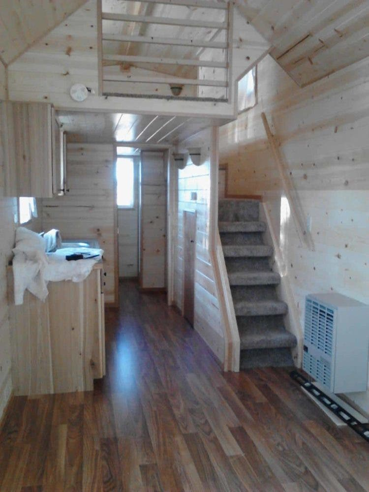 10 tiny houses for sale in oregon tiny house blog for Houses inside and out