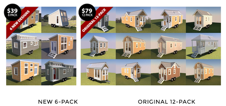 Tiny House Design Sale