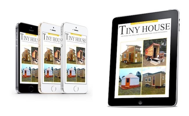 Tiny House Magazine Issue 44