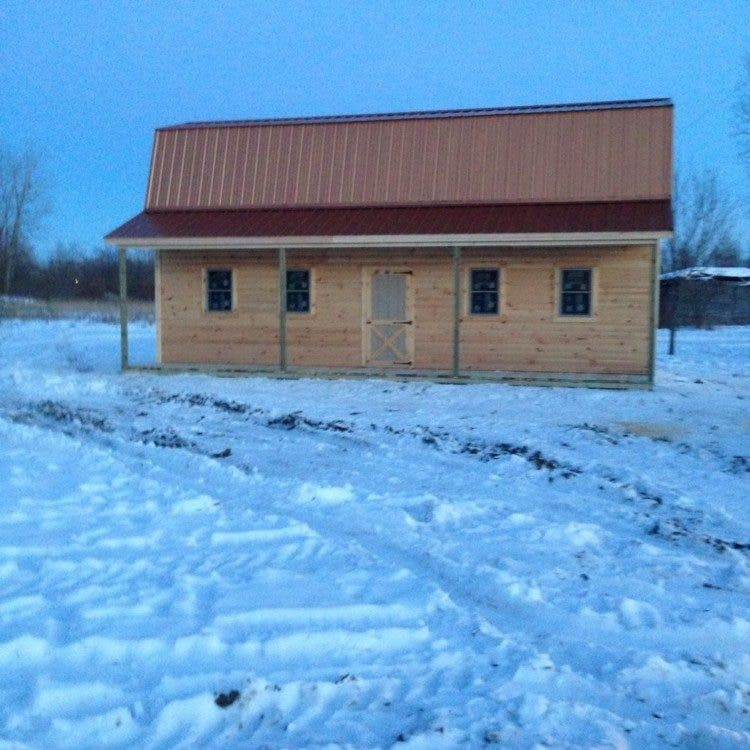 10 tiny houses for sale in ohio you can buy now tiny for Tiny house blog