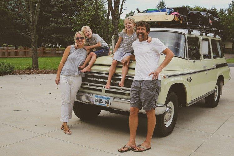 Bumfuzzle international truck family tiny house blog for Tiny house blog family
