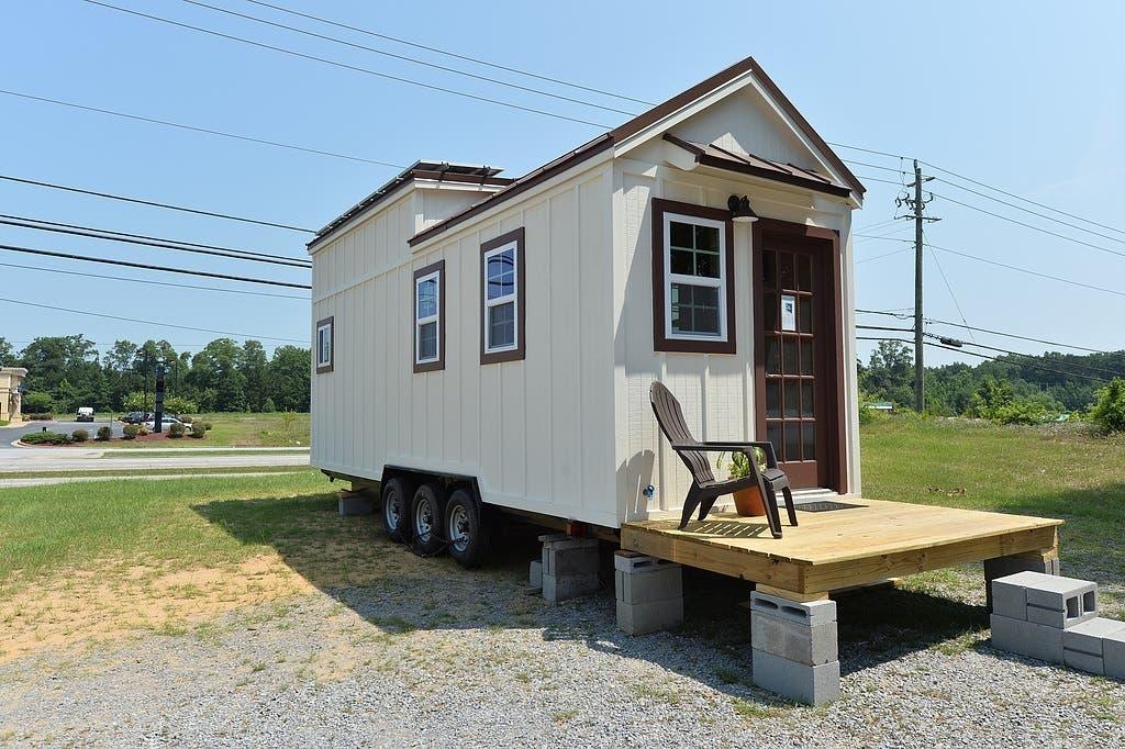 The Little Rustic Cabin Wheels Tiny House Blog Rachael