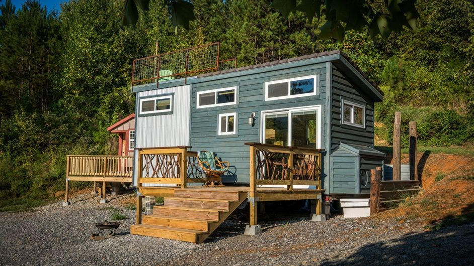 Book A Stay In Chattanoogau0027s Live A Little Tiny Houses