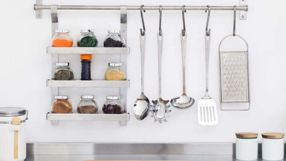 how to best organize your tiny house kitchen - Tiny House Kitchen