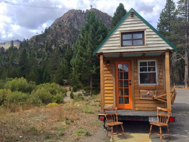 The adventures of Tiny House Expedition inspired a new children's book