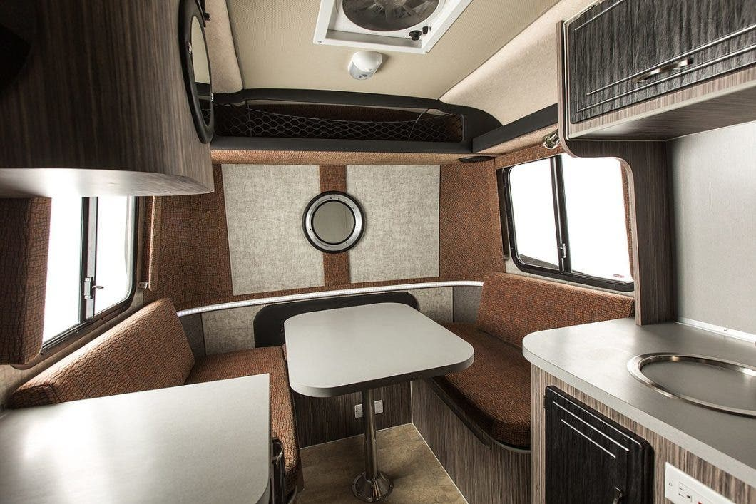 Lightweight Travel Trailers >> Armadillo Trailer: 13-Foot Stylish Camping Option - Tiny ...