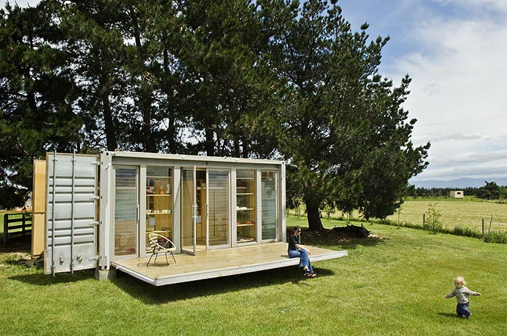 Five tiny houses that could withstand hurricanes tiny house blog - Mobile home container ...