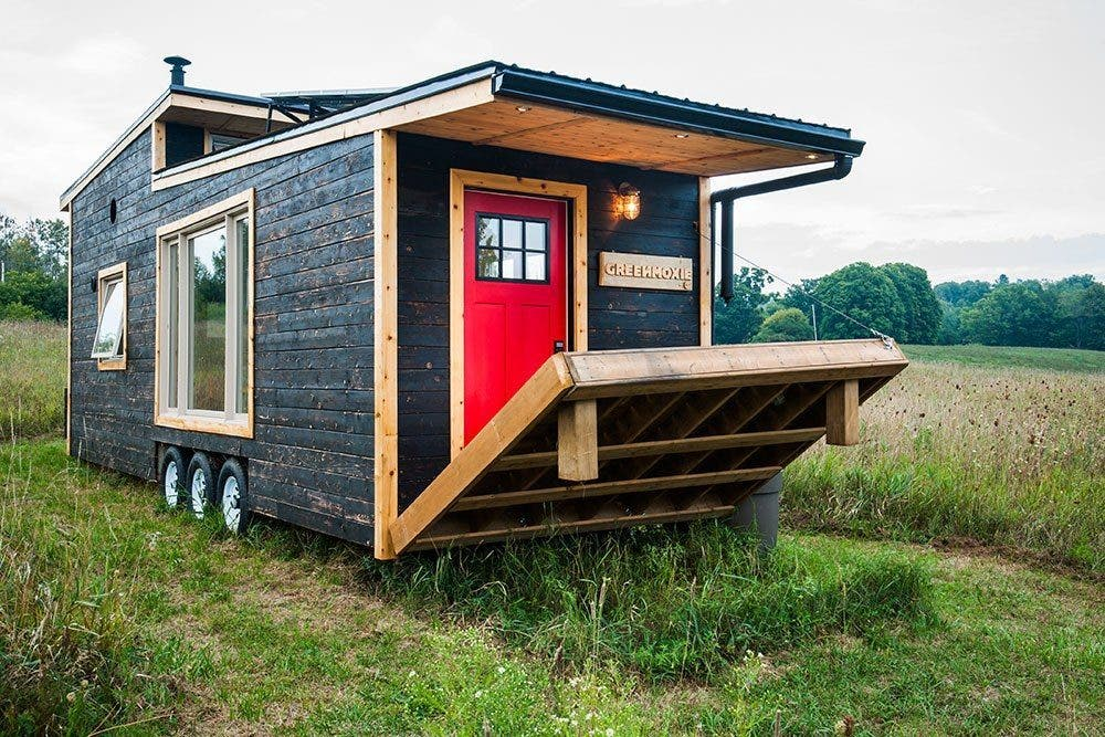 The Greenmoxie Tiny House Tiny House Blog