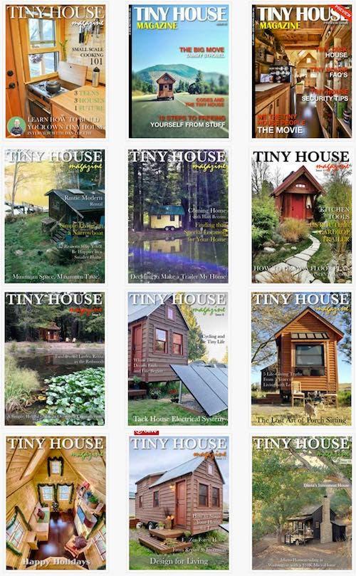 PDF Magazine Tiny House Magazine