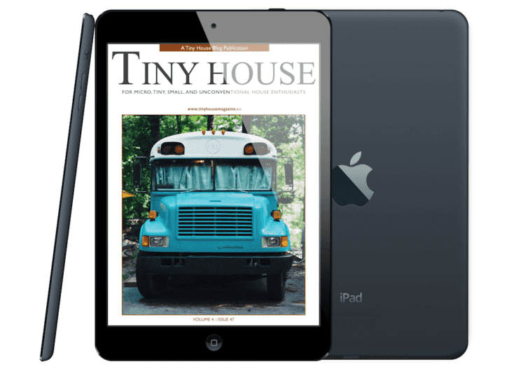 Tiny House Magazine Issue 47