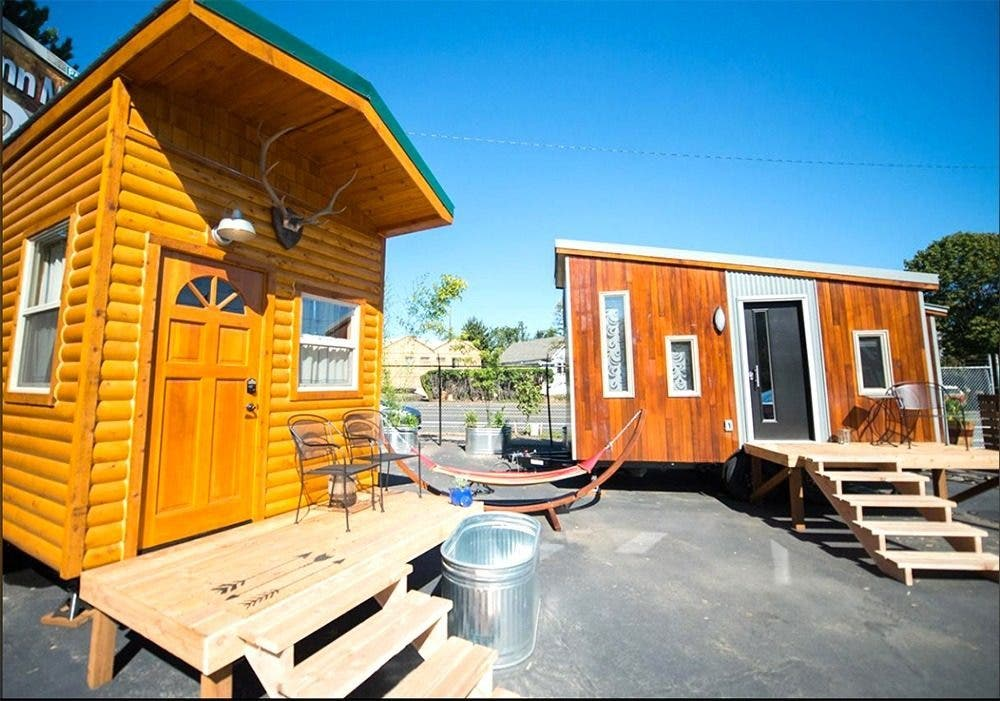 Portlands Tiny Digs Tiny House Hotel Tiny House Blog