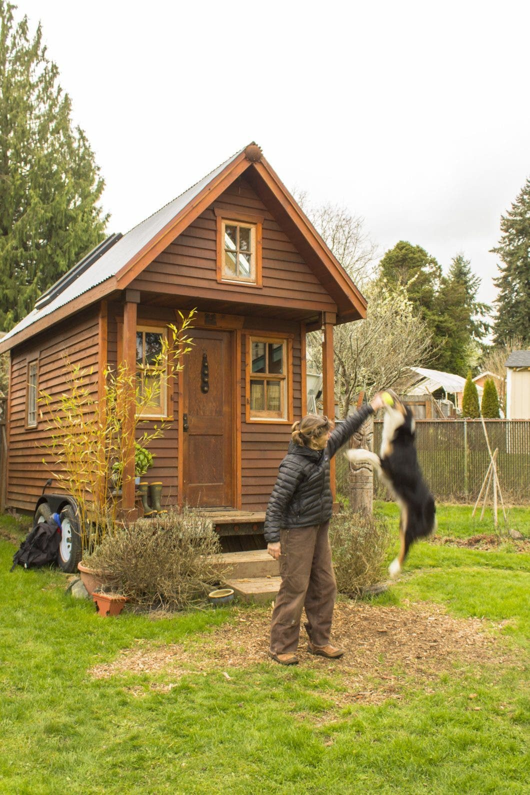 Dee and oly tiny house blog for Tiny house blog