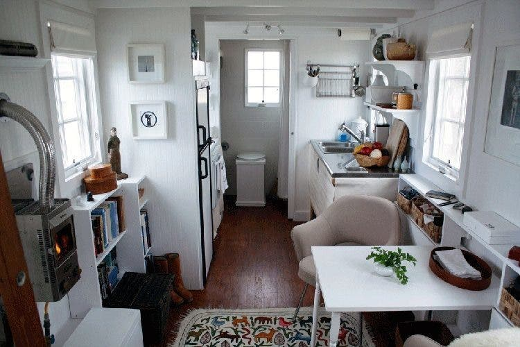 when tiny houses start to look different