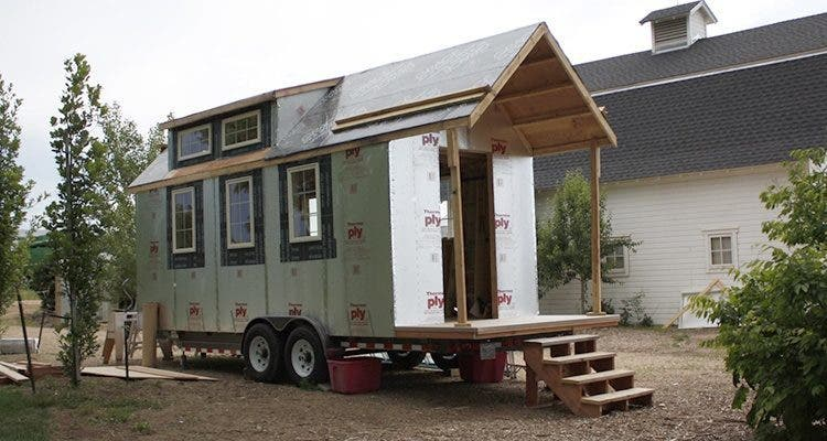 Prime When Tiny Houses Start To Look Different Tiny House Blog Largest Home Design Picture Inspirations Pitcheantrous