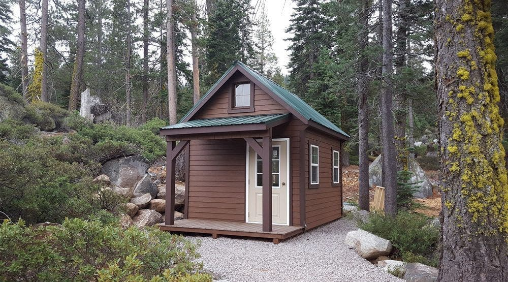 Build Tiny House In Backyard :  Offers Tiny, Adaptable AmishBuilt Structures  Tiny House Blog