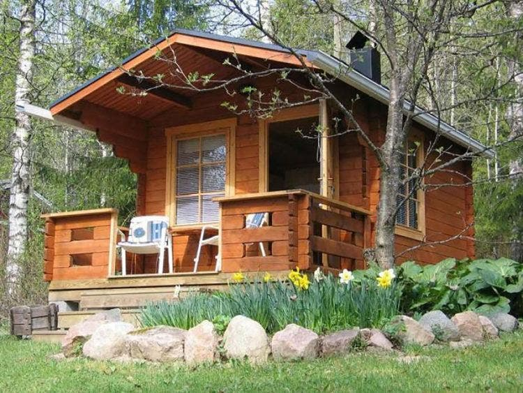 Lillevilla Fishing Cabin Lv20 Tiny House Blog