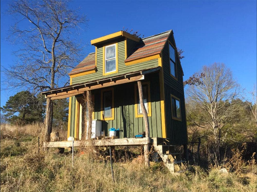 Tiny Home Designs: 5 Beautiful, Simple Tiny Houses On Hipcamp