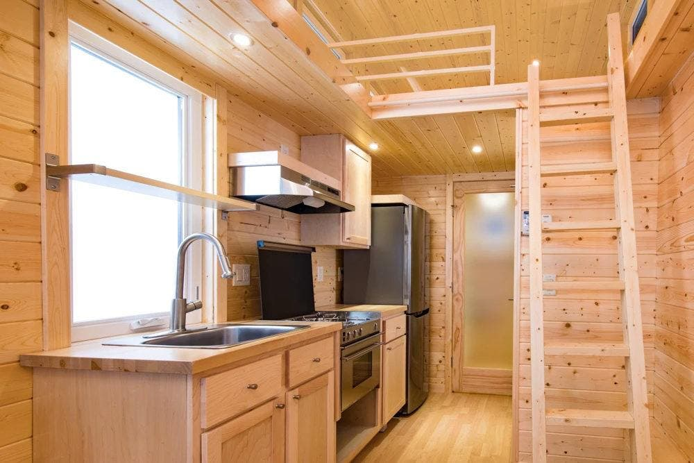 Escape Tradition Features Popular Tiny House Details And