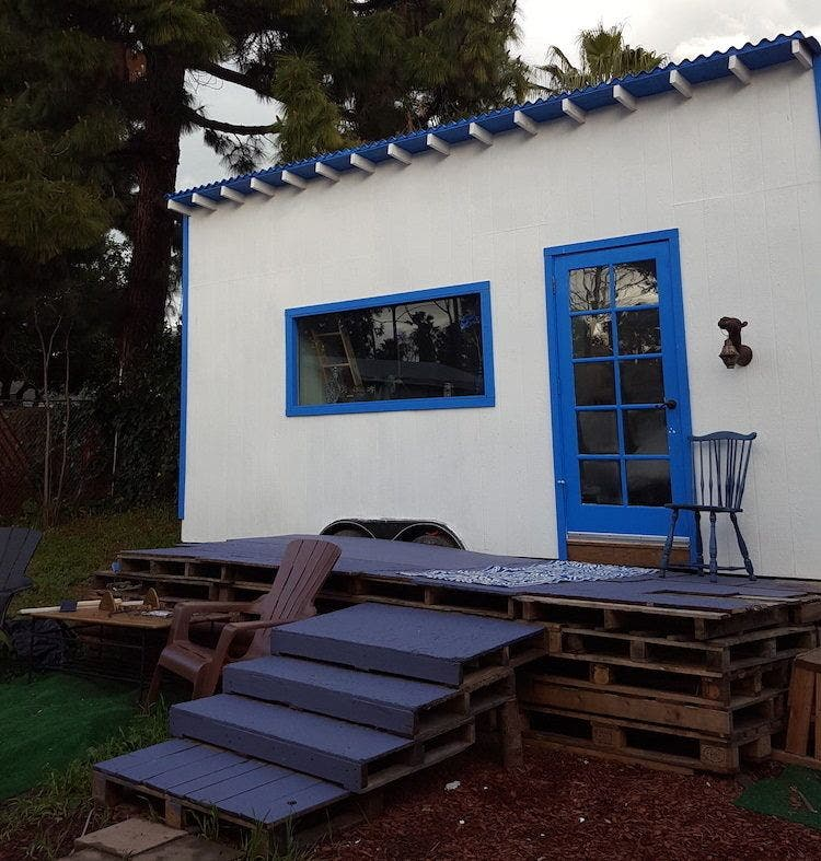 Tiny Home Designs: My Tiny House Story (The Wanderlust)