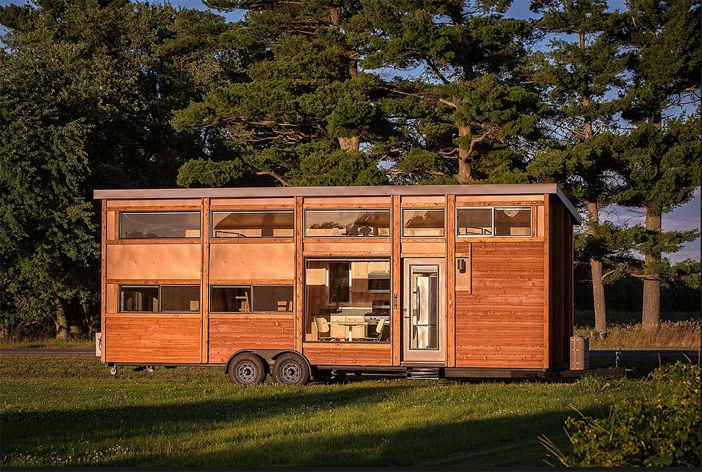 While The Escape Traveler Xl Is A More Expensive Tiny House 78 500 You Can T Deny That Quality And Attention To Detail Phenomenal