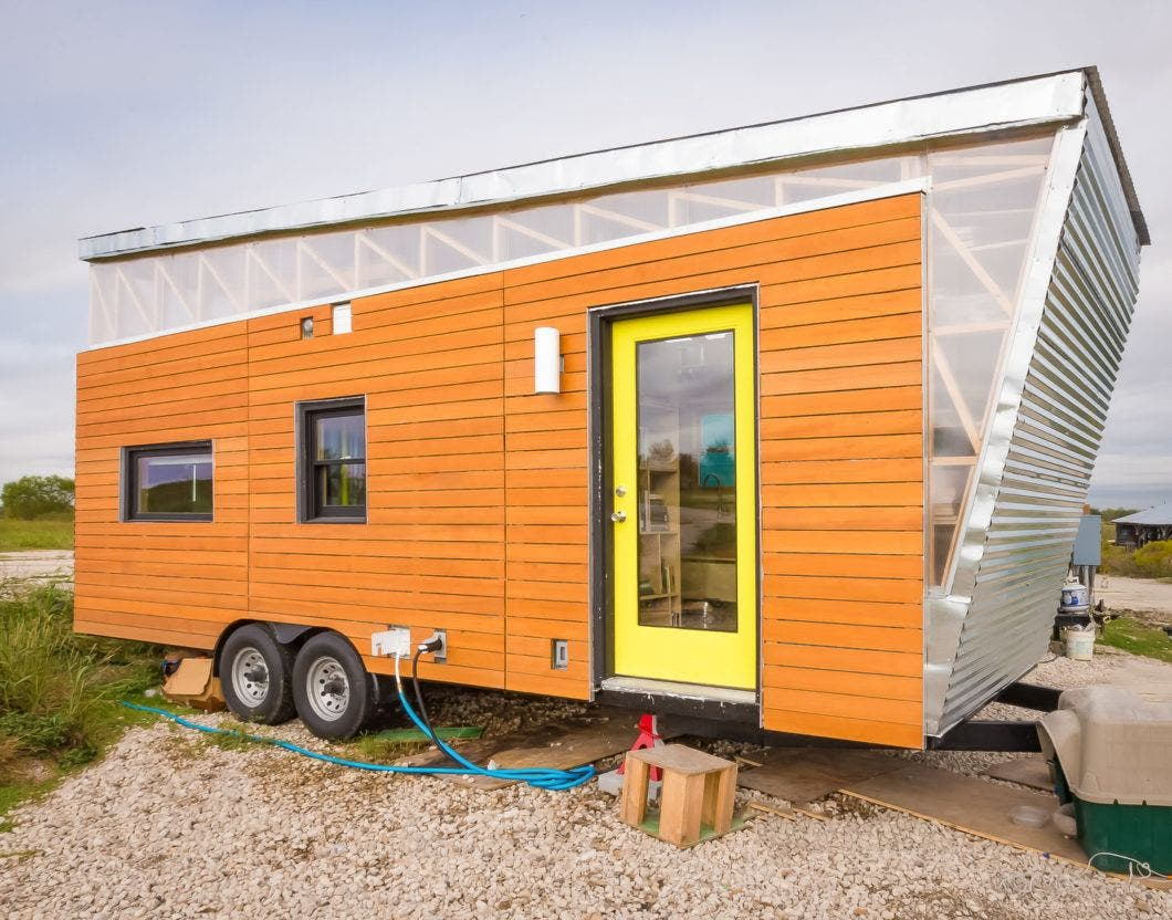 Tiny Home Designs: Kinetohaus Plans And Texas Airbnb Rental