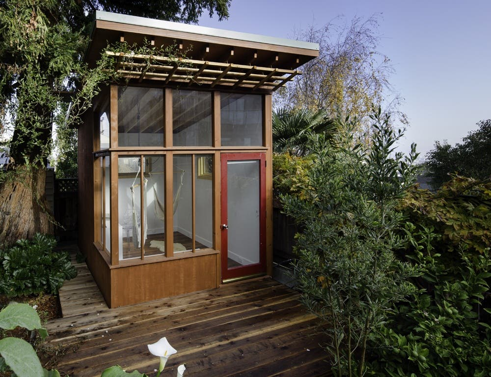 Genial Osgood Has Also Built Backyard Cabins For Bay Area Residents.
