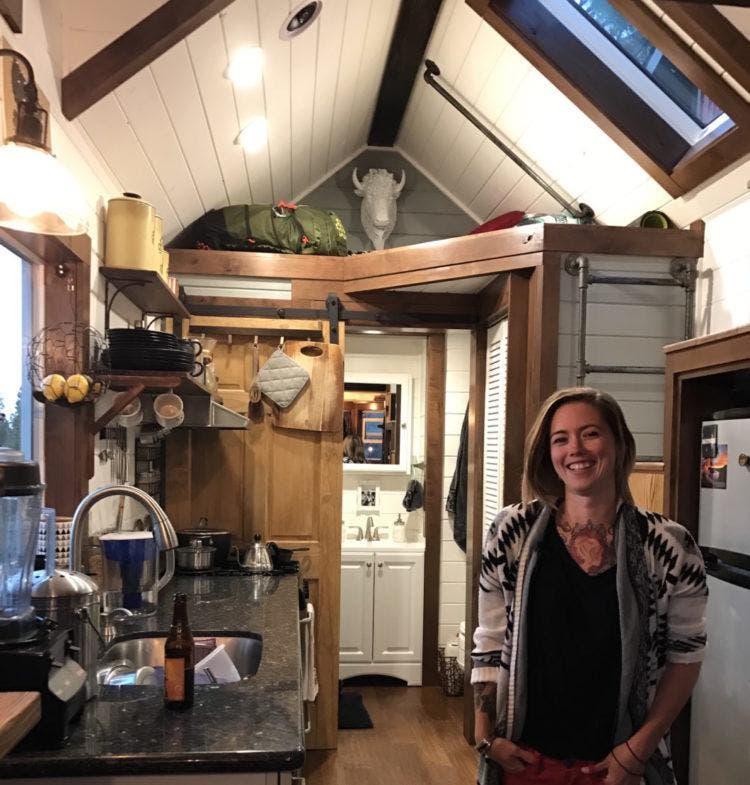 Bend Oregon Apartments: The Tiny House Community Of Bend, Oregon