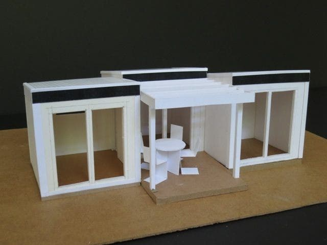 Sugar Cube House Tiny House Blog