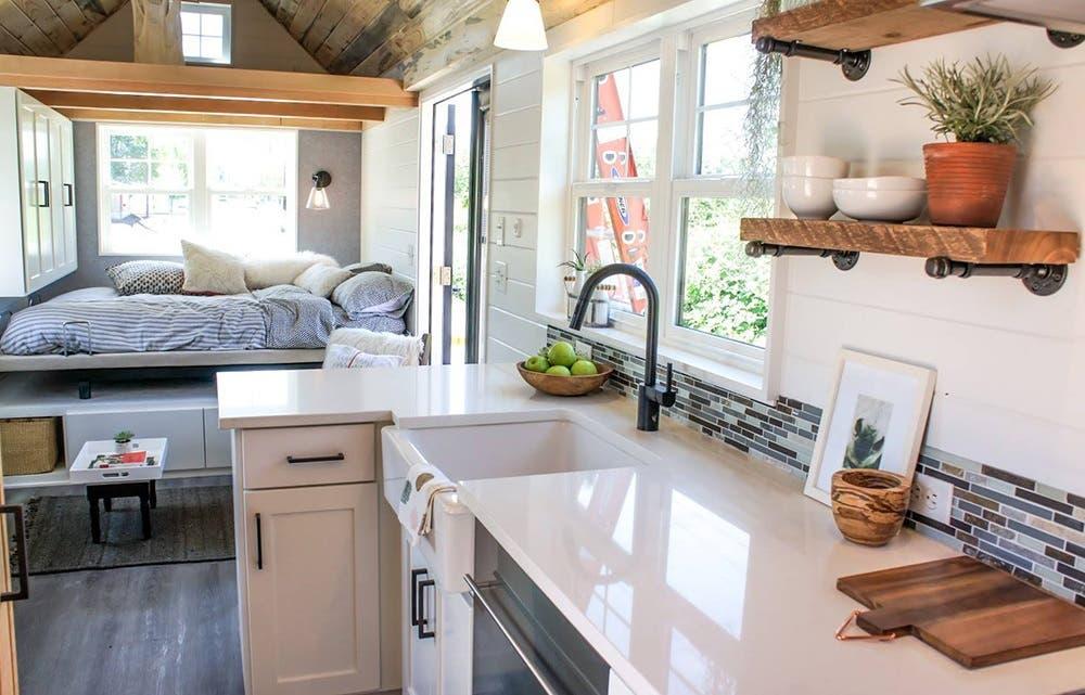 Truform Tiny Combines Tiny House Aesthetics With Rv Designation Tiny House Blog