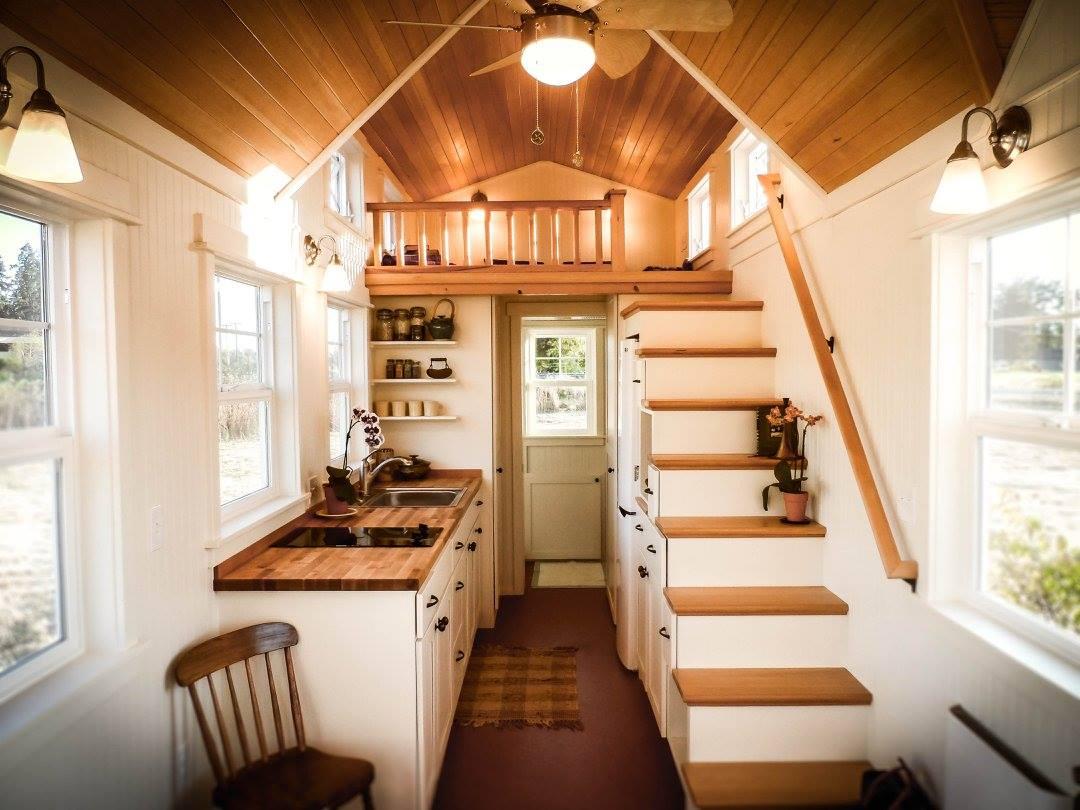 Tiny Home Designs: TruForm Tiny Combines Tiny House Aesthetics With RV