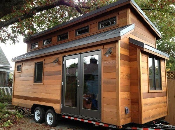Cider Box Tiny House Plans 40 Off This Week Now With 3 D Model