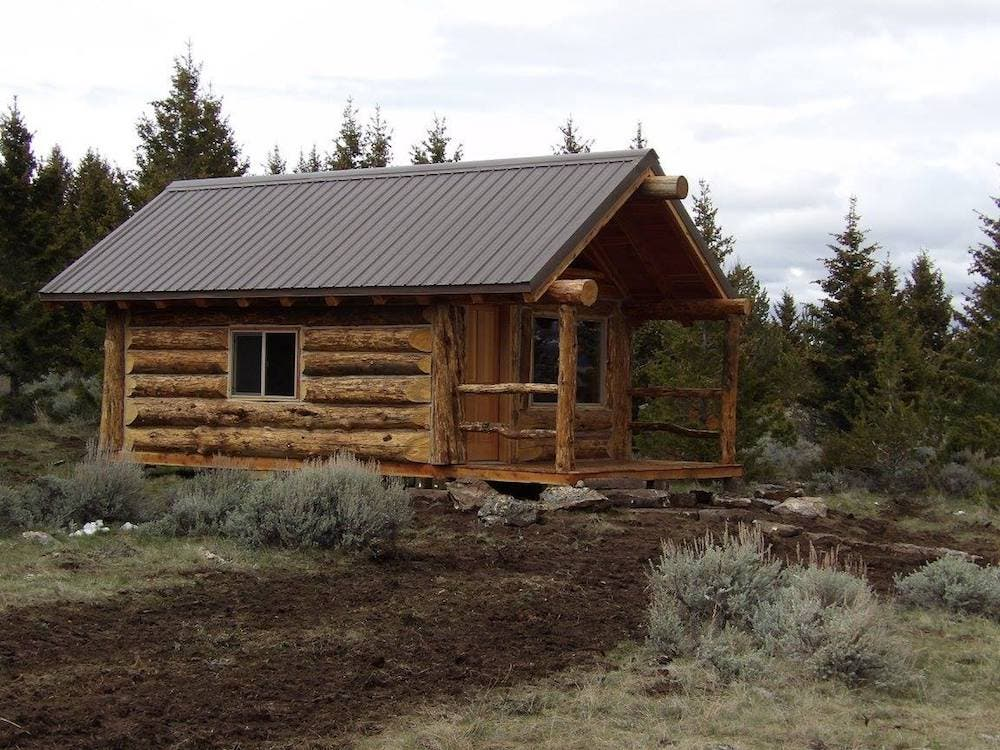 Tiny Home Designs: Tiny House In A Landscape