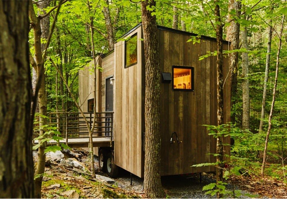 Tiny Home Designs: Tiny Getaway Houses With Jon Staff