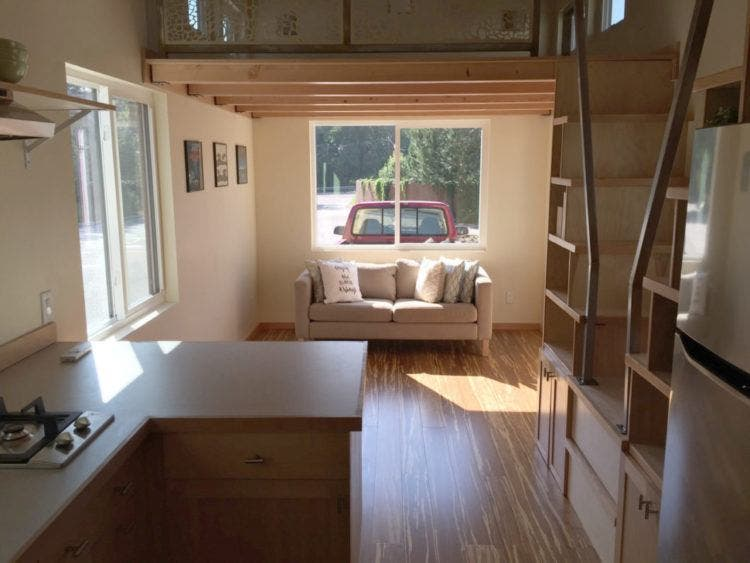 Sprouttinyhomes Living Tiny House Blog