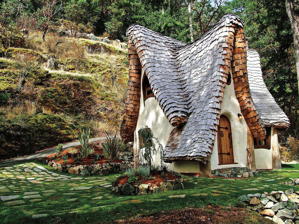 Shake Cottage On Vancouver Island Tiny House Blog