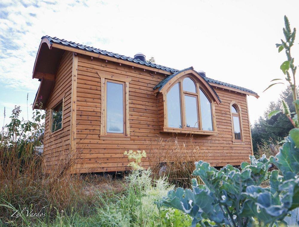 Zyl vardo 39 s damselfly house for sale tiny house blog - Do modular homes depreciate ...
