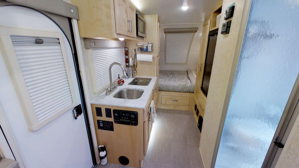 Little Guy Max Is Next Step In Luxury Camping Tiny House
