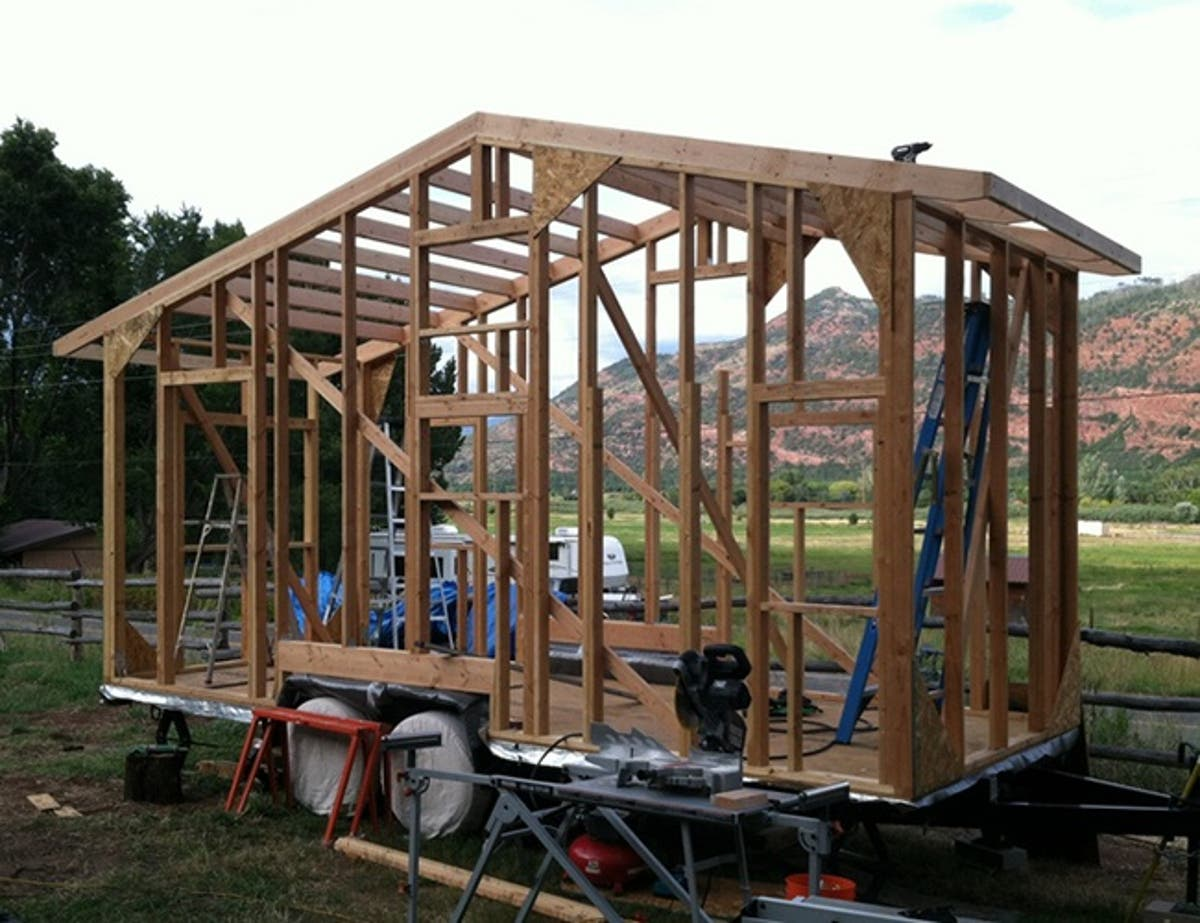 Unraveling The Tiny House Roof Tiny House Blog