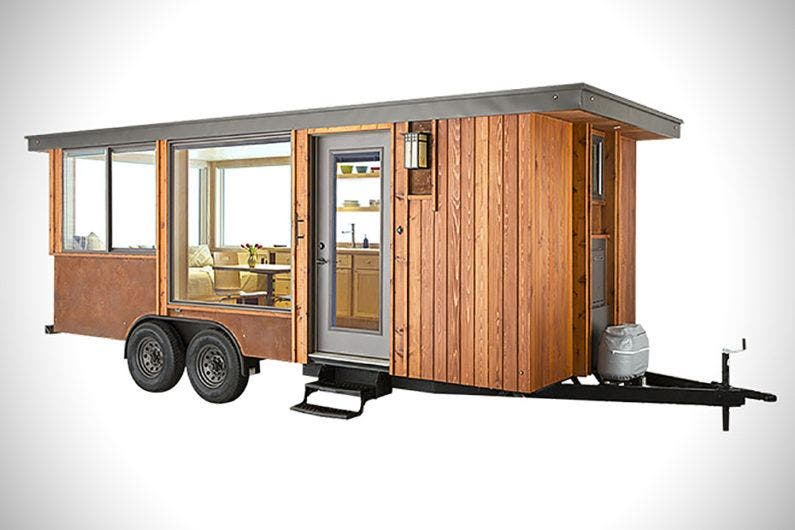 ESCAPE Vista Open Concept Starts at only $29,800 - Tiny House Blog